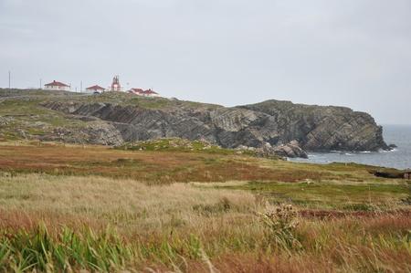 lighthouse at Bonavista, Newfoundland