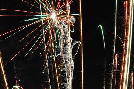 fireworks Stok Fotoğraf