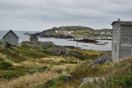 rural outport community in Newfoundland