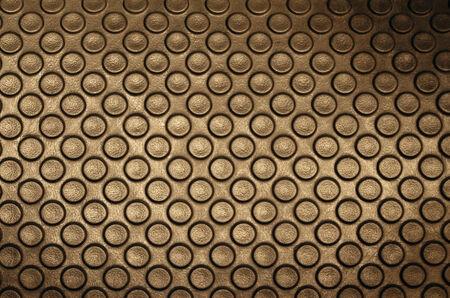 materiales de construccion: Suelo de caucho con el botón círculo de fondo la forma
