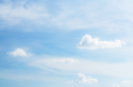 softness: Softness blue sky background on nature composition