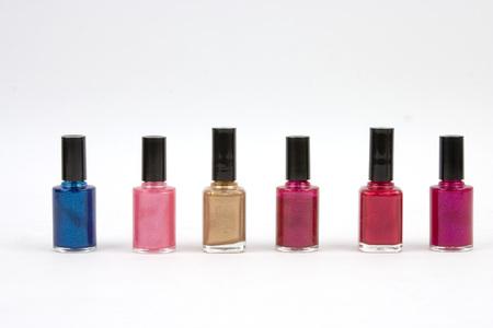 nail polish bottle: colorful nail polish bottles2