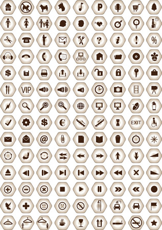 plenty icons for the web and different other purposes