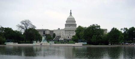 Соединенные Штаты здание Капитолия в Вашингтоне