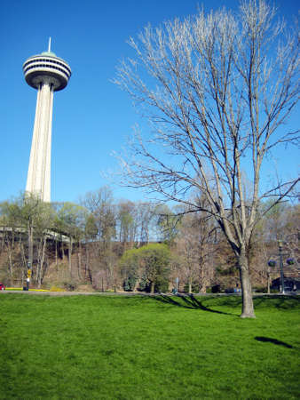 Skylon Tower, Канада Редакционное