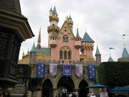 Anaheim, California, USA - Disneyland