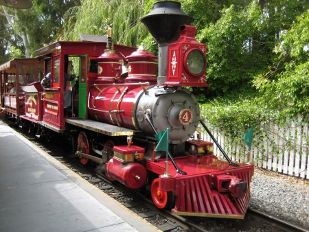 Anaheim, California, USA - Disneyland Editorial