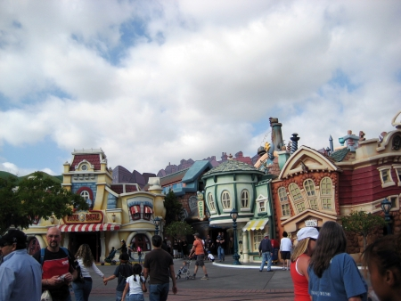 Anaheim, California, USA - Mickey s Toontown, Disneyland