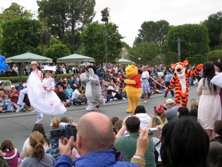 Anaheim, California, USA - Parade, Disneyland