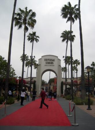 Universal Studios Hollywood вход тематический парк, Лос-Анджелес