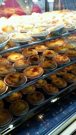 portugese: Portugese egg tarts