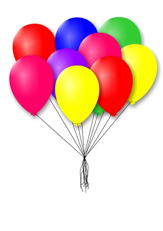 balloons Stock Photo - 792945