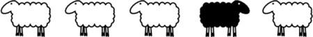 Sheeps Stock Vector - 1029168