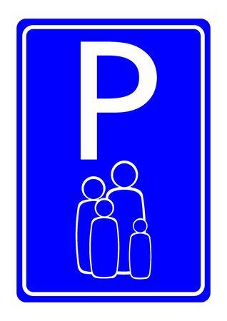 Vector illustration - Sign  illustration