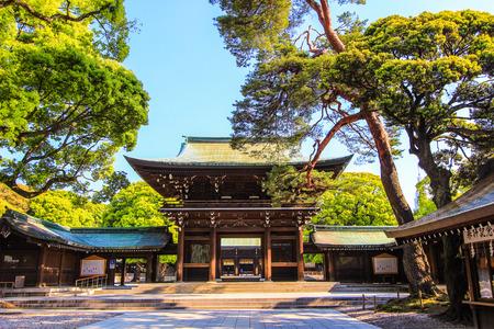 Meiji Shrine, Shibuya,Tokyo,Japan