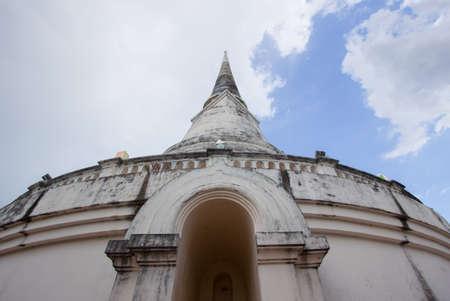 wang: Phra That Chom Phet in Phra Nakhon Khiri, Phetchaburi, Thailand Stock Photo