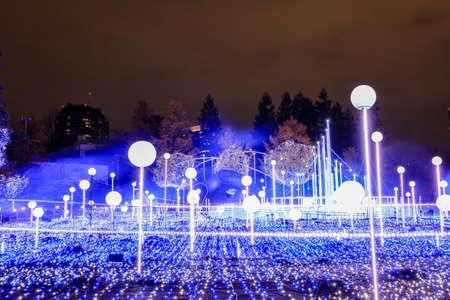 Tokyo Midtown,Minato-Ku,Tokyo,Japan on December 6,2019: 에디토리얼