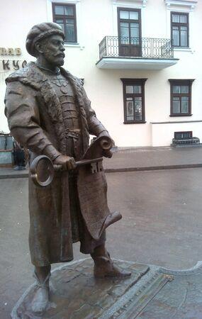 minsk: Sculpture in Minsk historical