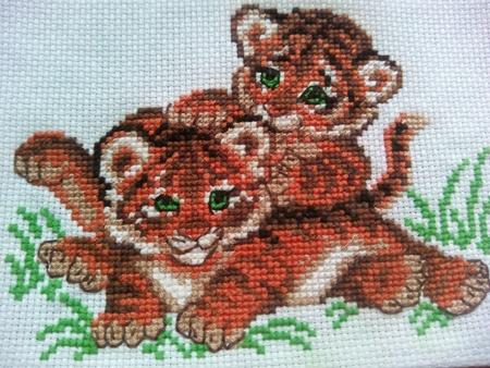 stitch: Stitch cubs