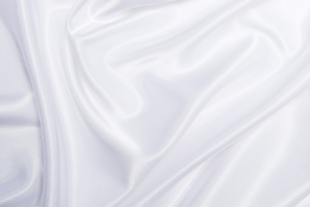 white: smooth elegant white silk background