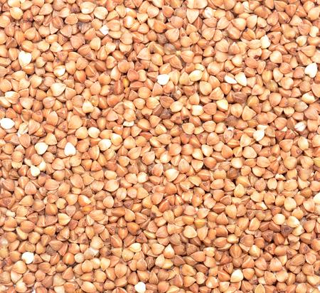 kasha: Buckwheat texture