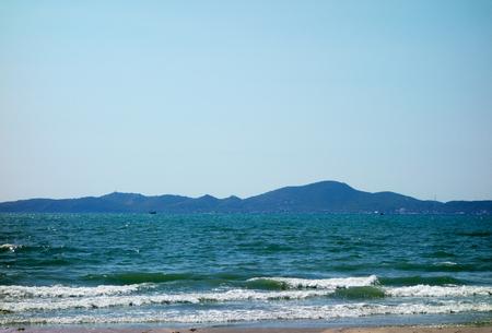 pattaya: Pattaya beach, Chonburi, Thailand
