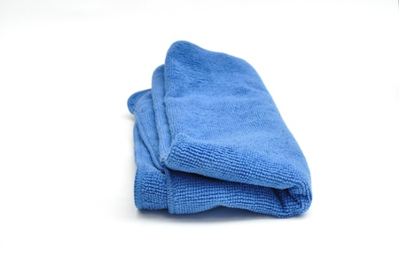 microfiber: This is a MICROFIBER CLOTH in isolated shot