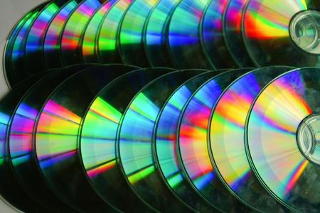 Cd dvd sound digital music data