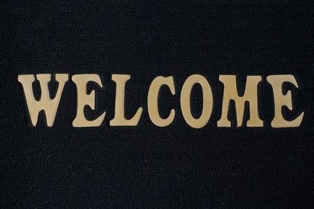 welcom: Welcom word