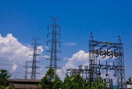 electric line photo