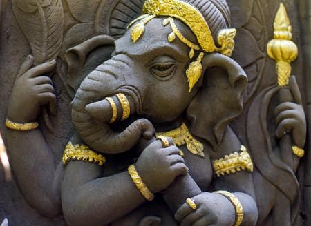 Ganesh is a symbolic representation of God.