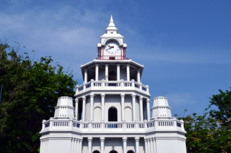 clock Tower,bangkok