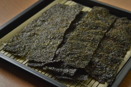 sea weed food Reklamní fotografie