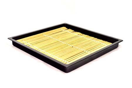 bamboo dish