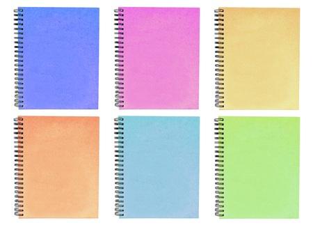 bunte Notebook Lizenzfreie Bilder
