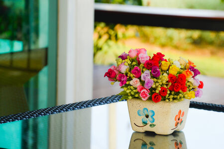 Bouquet of flowers Stock Photo - 24900504