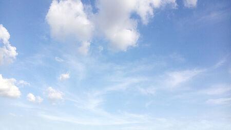 Wolken Himmel Hintergrund Lizenzfreie Bilder