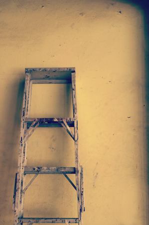 ladder retro effect  background