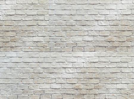 grunge white brick wall background