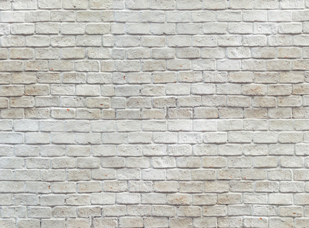 grunge white brick wall background