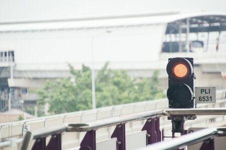 trafficlight: urban traffic light  background