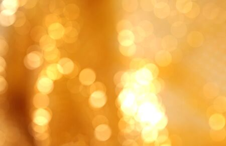 de focused: Abstract gold de focused blur background