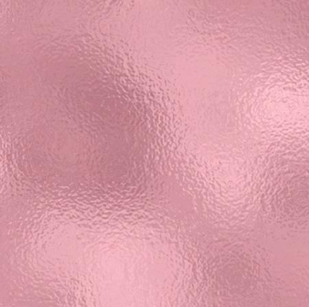 Roségold Hintergrund. Rose Gold metallische Textur. Trendy Vorlage für Urlaub Designs, Party, Geburtstag, Hochzeit, Einladung, Web, Banner, Karte. Illustration