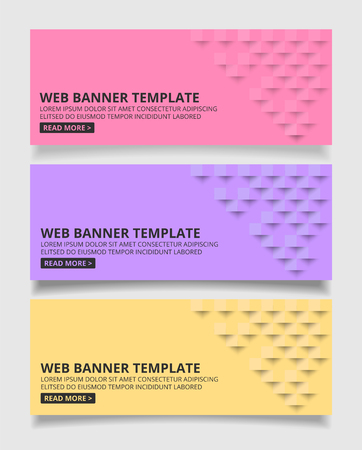 Rosa Pastell Quadrat geometrischen Textur Hintergrund Abstrakt Quadrat geometrischen texture.banner Hintergrund Web-Design für Infografiken Business Finance.