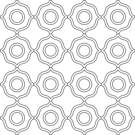 destress: Vector seamless pattern background. Repeating geometric tiles for wallpapers, backgrounds and page fill  and more. Illustration