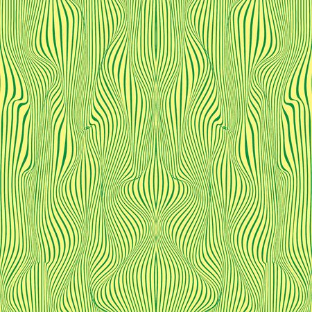 distort: Abstract 3d effect wavy stripes background.