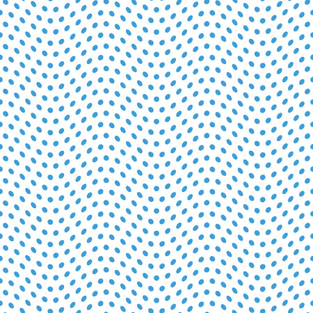 Vector seamless 3d abstract pattern. Optical illusion. Illustration