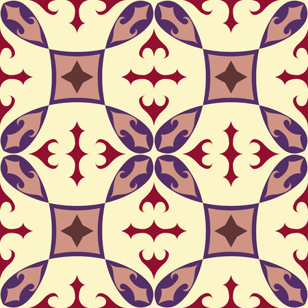 patchwork: Seamless tiles background in portuguese style. For wallpaper, backgrounds, decoration for your design, ceramic, page fill and more.