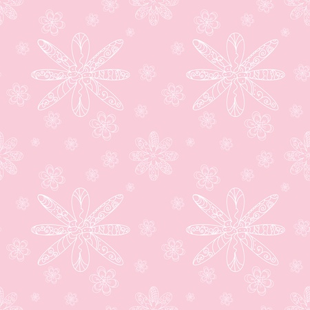 Pink pattern Stock Vector - 17047291