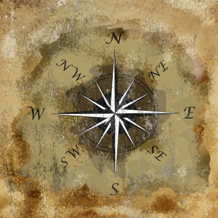 Wind rose photo